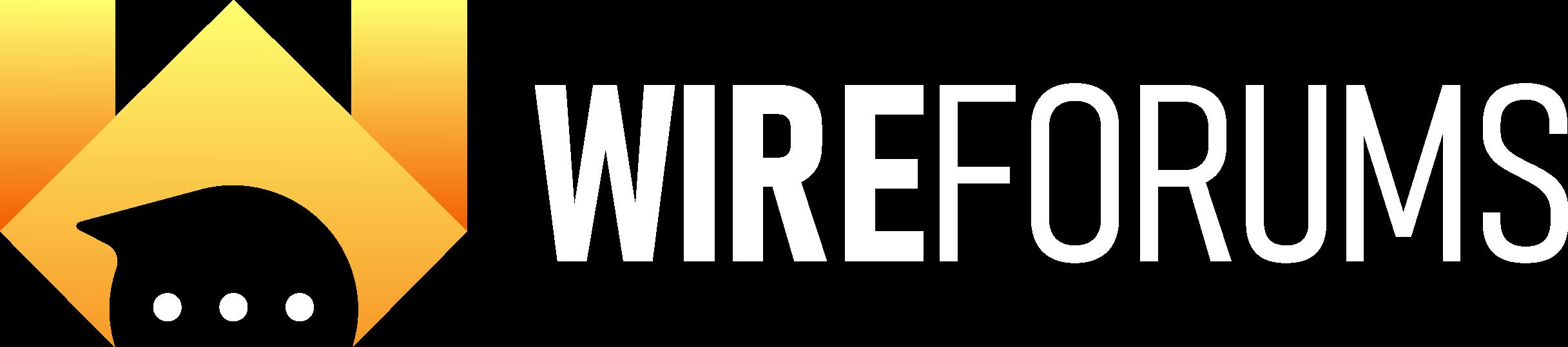 WireForums